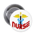 Nurse2 Pinback Buttons