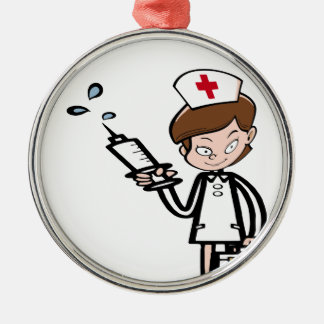 nurse8 christmas ornament