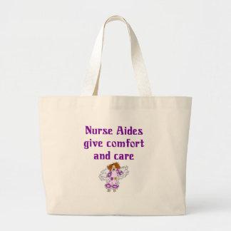 Nurse Aide Tote Bag
