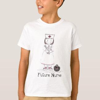Nurse and Kitten Tee Shirts