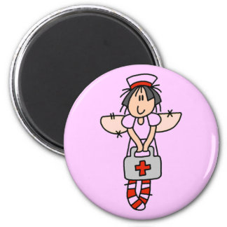 Nurse Angel Magnet