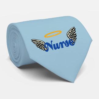 Nurse Angel Wings Tie