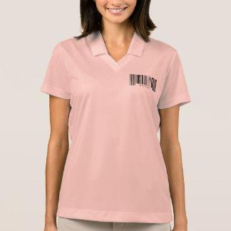 Nurse Barcode Polo Shirt