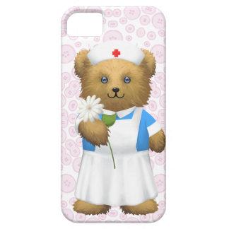 Nurse Bear - Teddy Bear iPhone 5 Covers