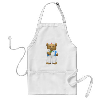Nurse Bear - Teddy Bear Standard Apron