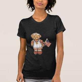 Nurse Bear T Shirt