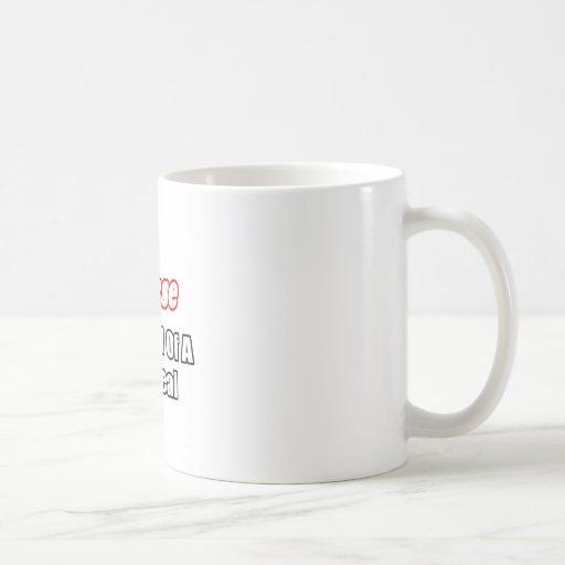 Nurse...Big Deal Basic White Mug