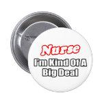 Nurse...Big Deal Pins