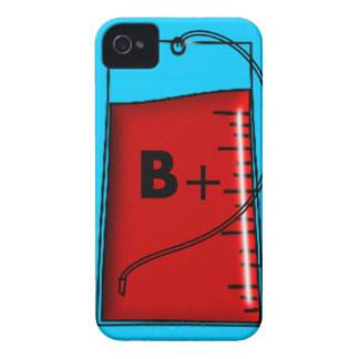 Nurse Blood Bag iPhone and Electronics Cases iPhone 4 Case-Mate Case