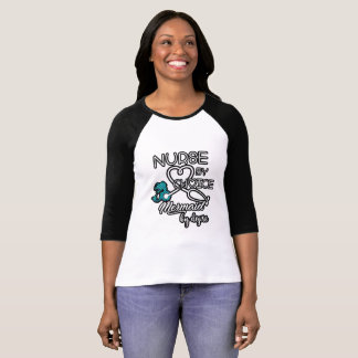 Nurse by Choice, Mermaid by Desire T-Shirt