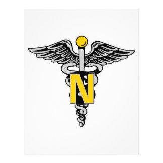 Nurse Caduceus Flyers