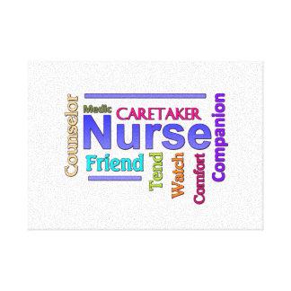 Nurse Canvas Art Canvas Prints