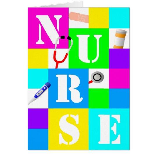 Nurse Card