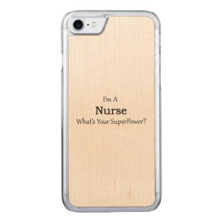 Nurse Carved iPhone 8/7 Case