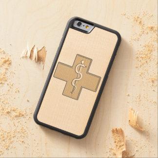 Nurse Carved® Maple iPhone 6 Bumper Case