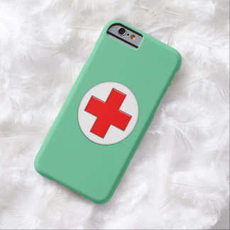 Nurse Barely There iPhone 6 Case