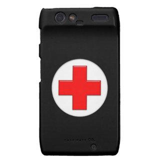Nurse Motorola Droid RAZR Case