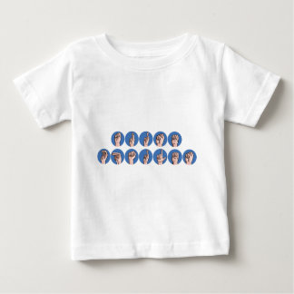 Nurse Charles Baby T-Shirt
