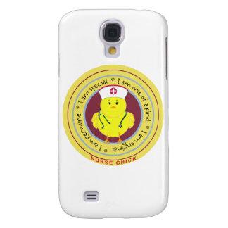 Nurse Chick Galaxy S4 Case