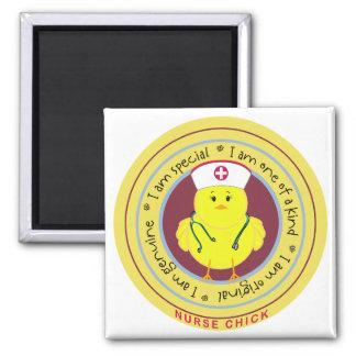 Nurse Chick Magnet