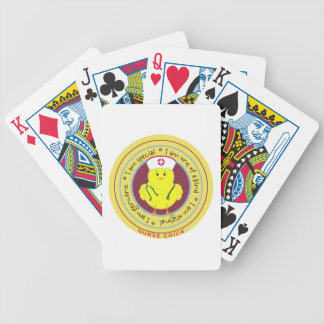 Nurse Chick Deck Of Cards