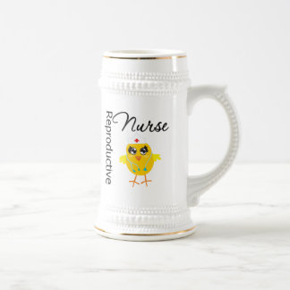 Nurse Chick v1 Reproductive Nurse Coffee Mug