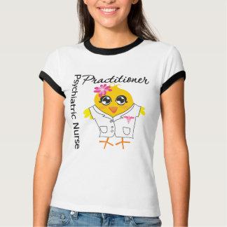 Nurse Chick v2 Psychiatric Nurse Practitioner T-Shirt