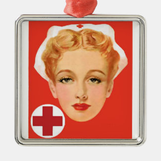 Nurse Christmas Ornament