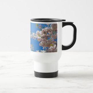 NURSE Coffee Travel Mug Holiday gifts Blossoms