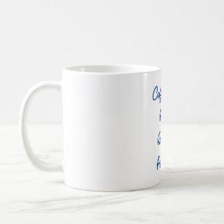Nurse doctor joke coffee mug