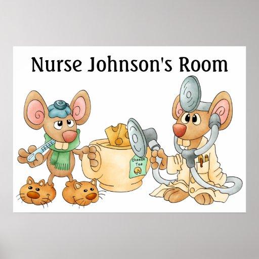 Nurse / Doctor Poster - SRF