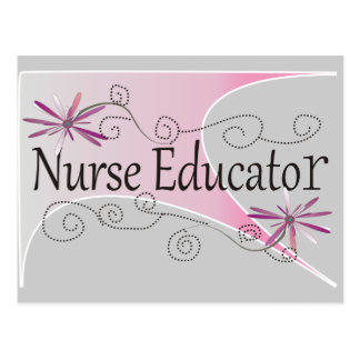 Nurse Educator Gifts Postcard