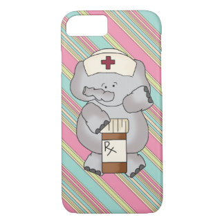 Nurse Elephant iPhone 7 barely there case