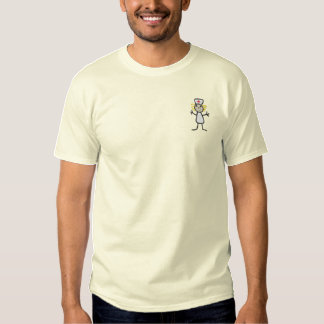 Nurse Embroidered T-Shirt