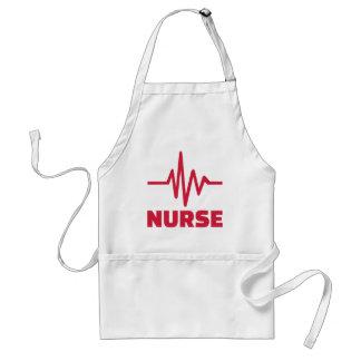 Nurse frequency standard apron