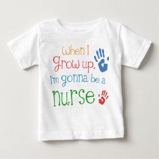 Nurse (Future) Infant Baby T-Shirt