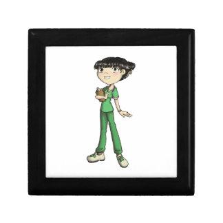 Nurse Small Square Gift Box