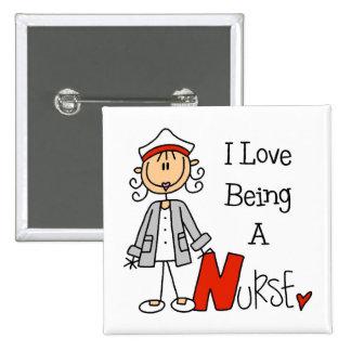Nurse Gift Buttons