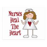Nurse Gift Postcards