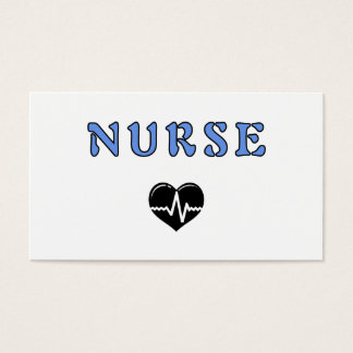Nurse Gifts Business Card