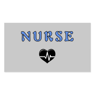 Nurse Gifts Pack Of Standard Business Cards