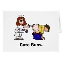 Funny nurse cards invitations zazzle bookmarktalkfo Images