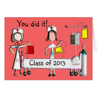 Nurse Graduation Cards Class of 2013