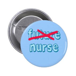 Nurse Graduation Products 6 Cm Round Badge