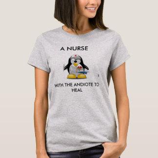 NURSE HEALER T-Shirt