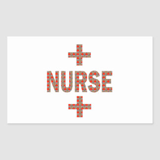 NURSE : HealthCare Hospital Medicine Charity GIFTS Stickers
