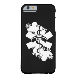 Nurse Heart Tattoo Barely There iPhone 6 Case