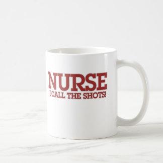 Nurse Humor Coffee Mug