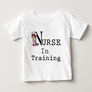 Nurse In Training Baby T-Shirt