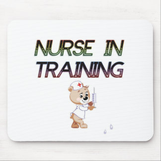 NURSE IN TRAINING MOUSE MAT